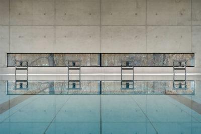 Architekt Hallenbad Innenneubau