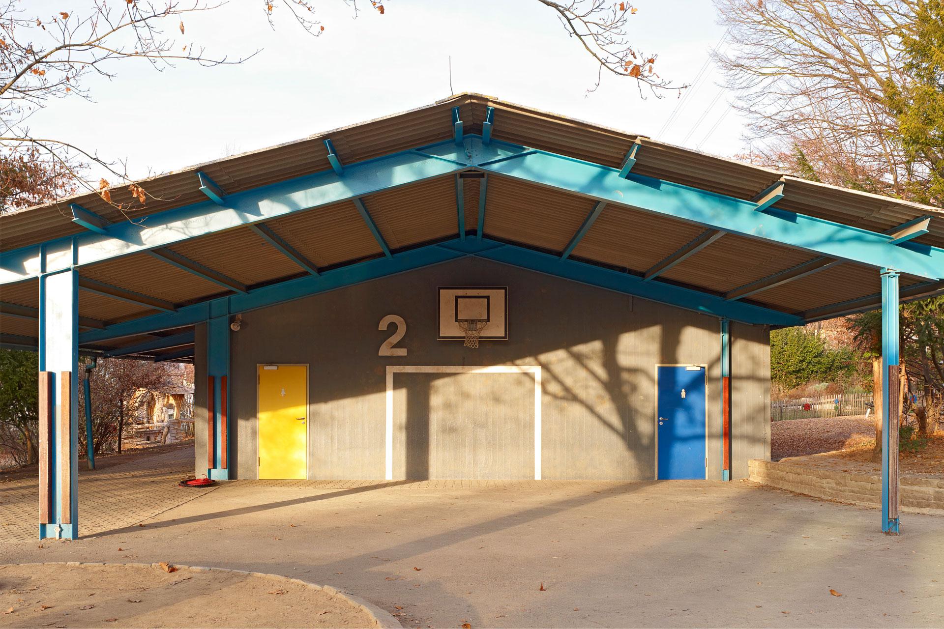 Architekt, Sanierung Silcherschule Denkmal
