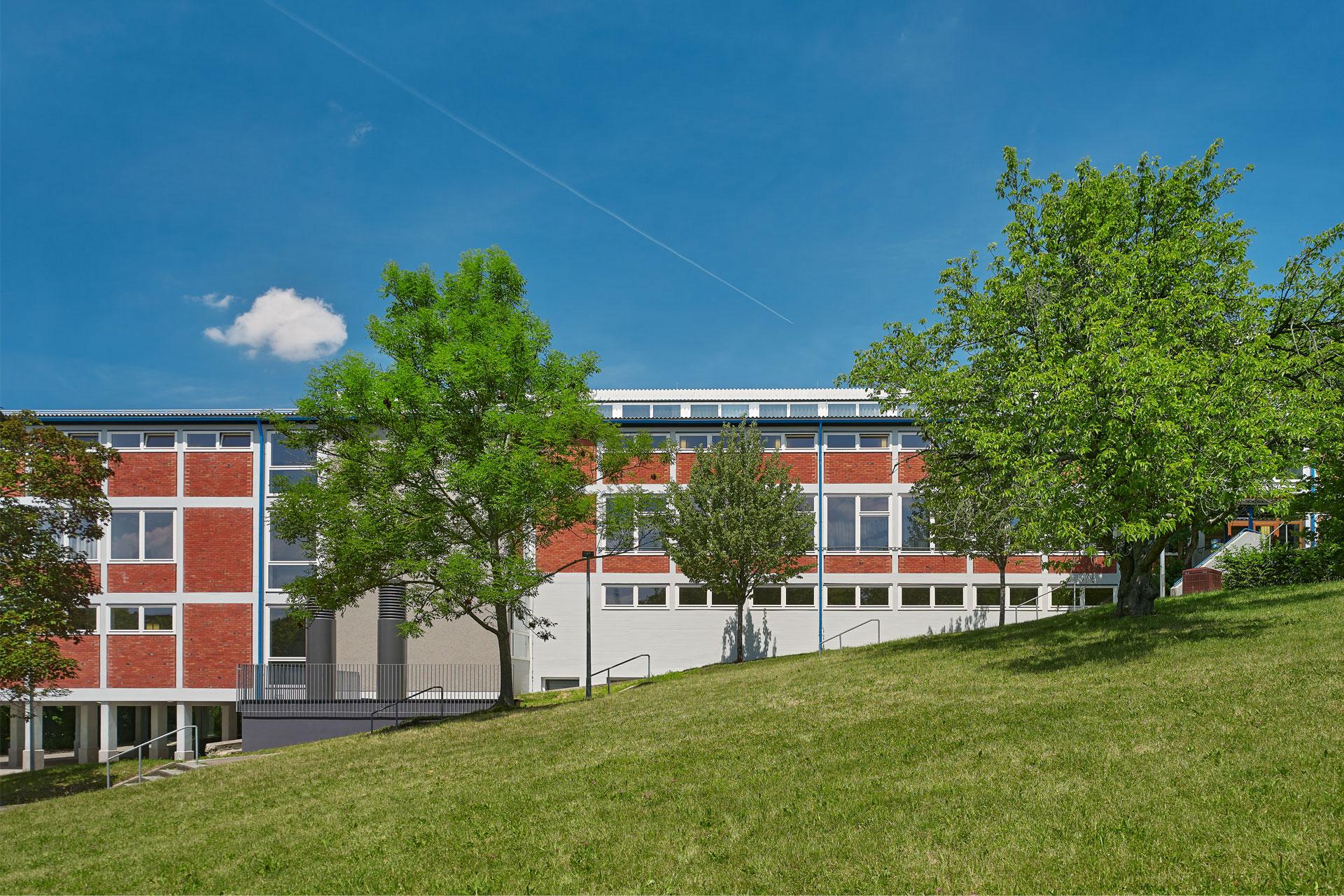 Generalsanierung Schule