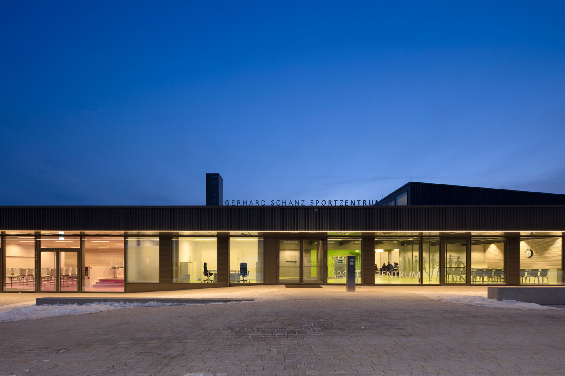 Sportzentrum Althengstett
