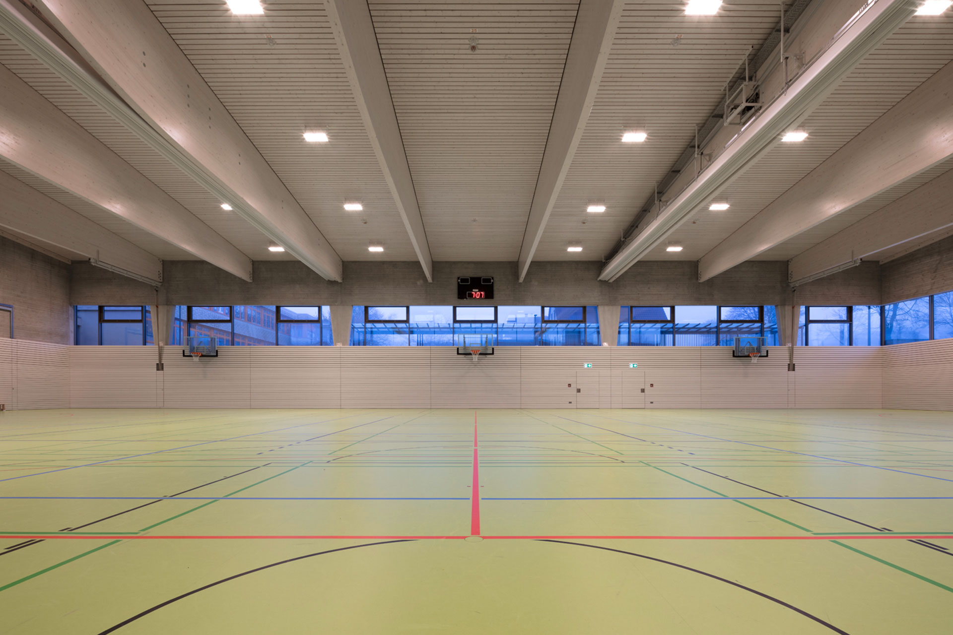 Sportzentrum Althengstett