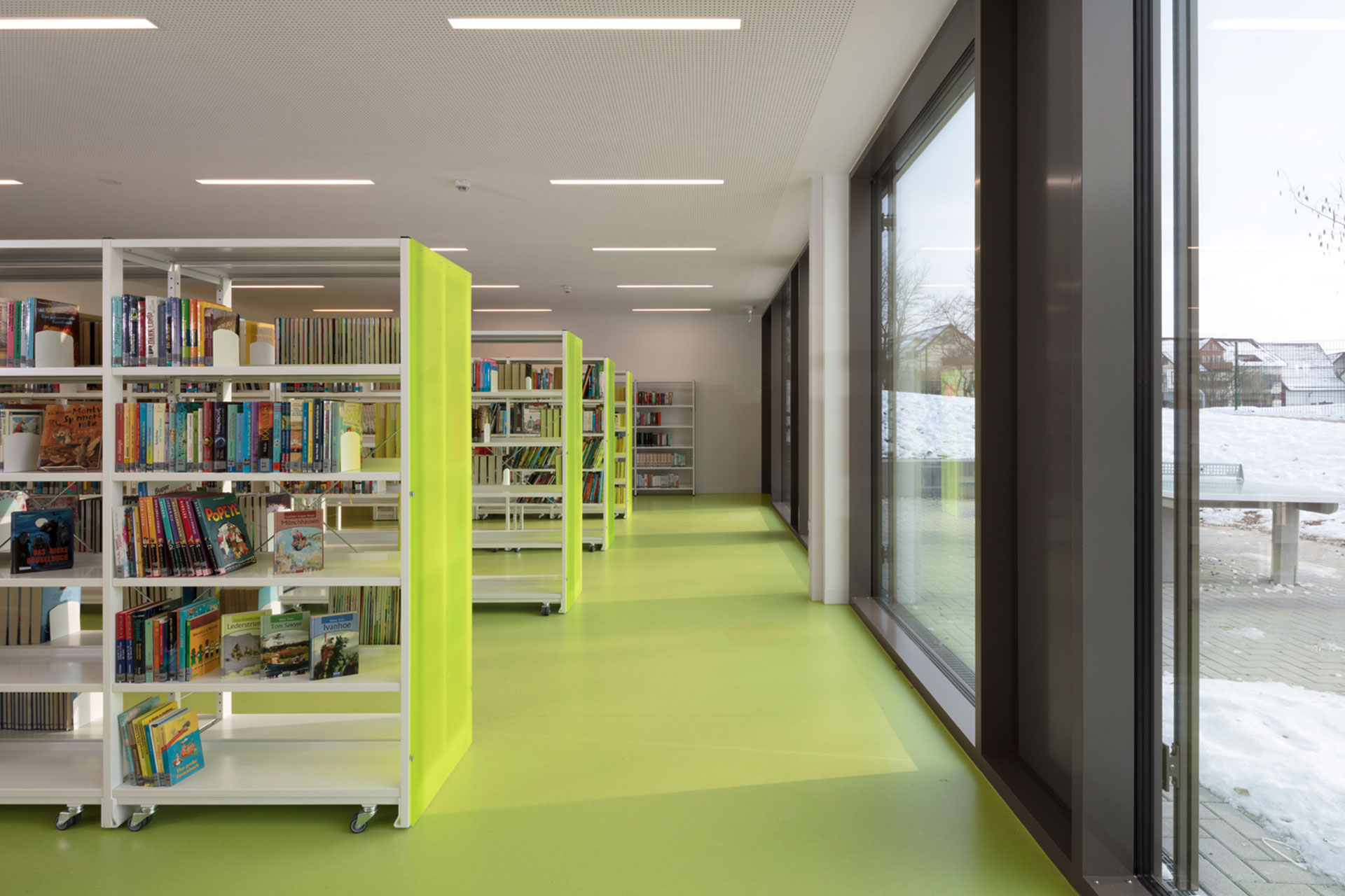 Althengstett Bibliothek