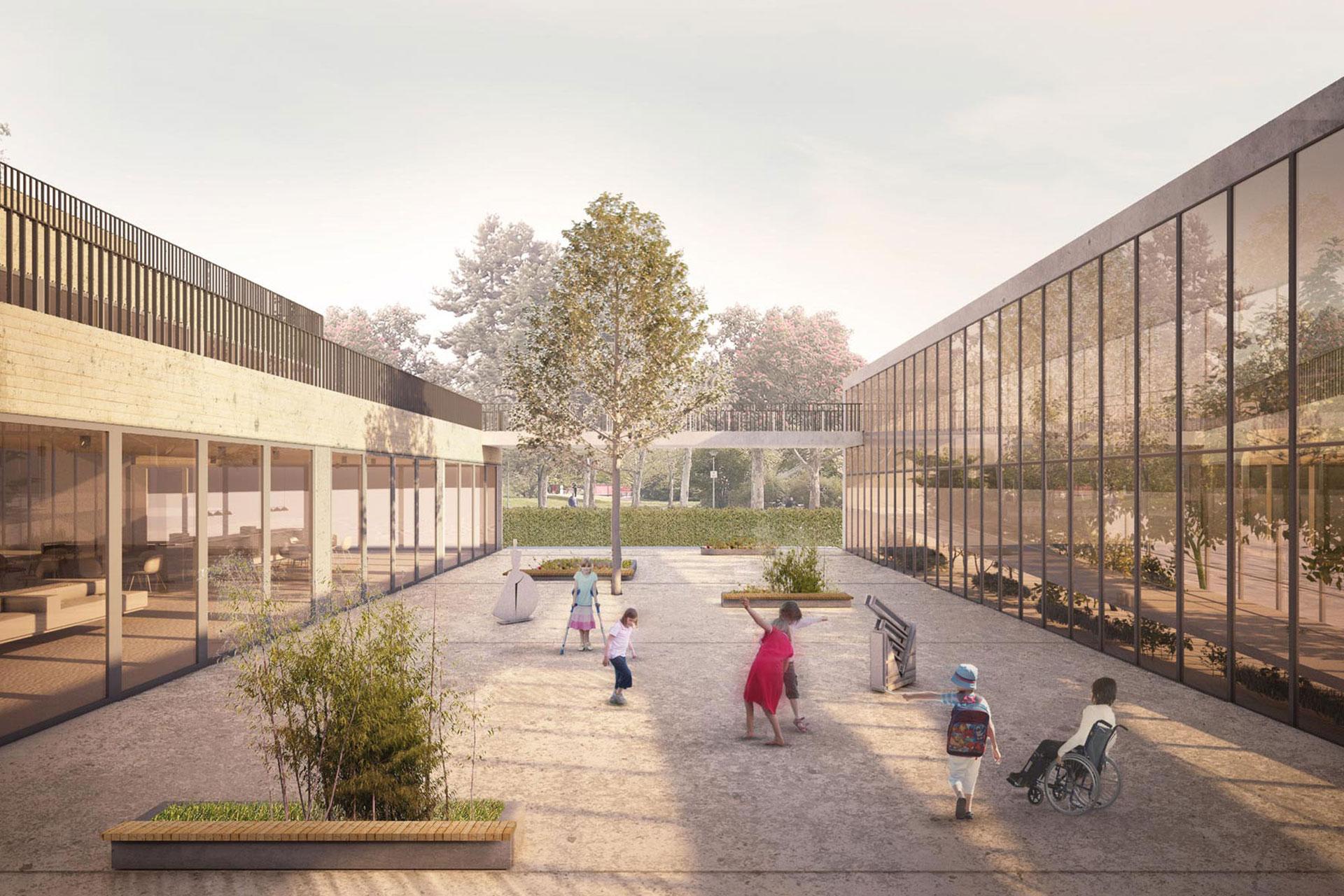 Umstrukturierung Christoph-Graupner-Schule